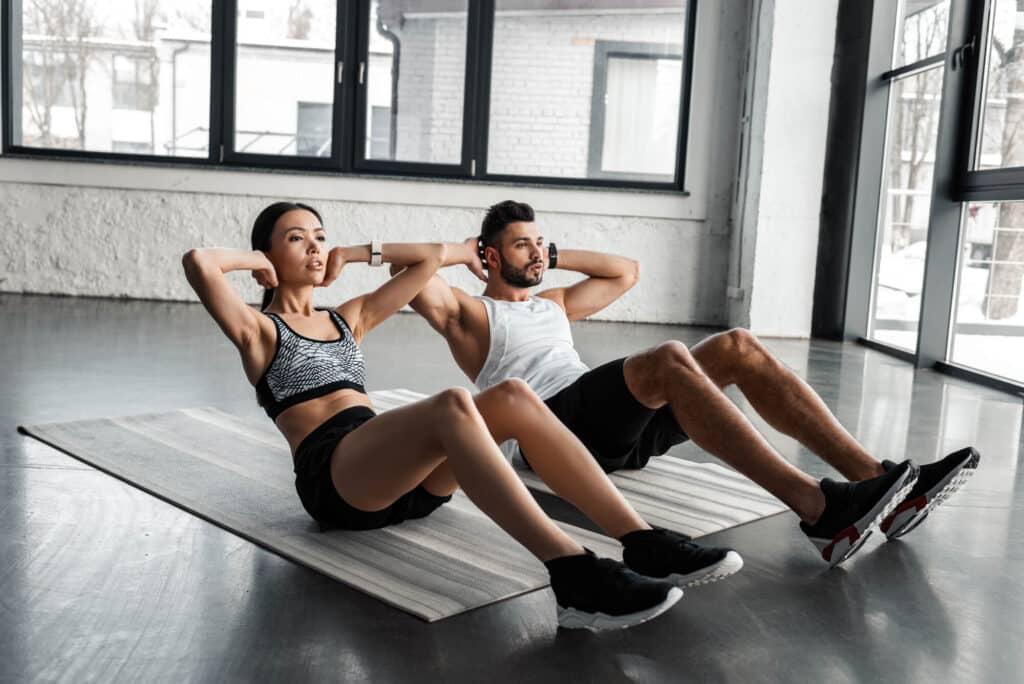 פעילות גופנית או תזונה