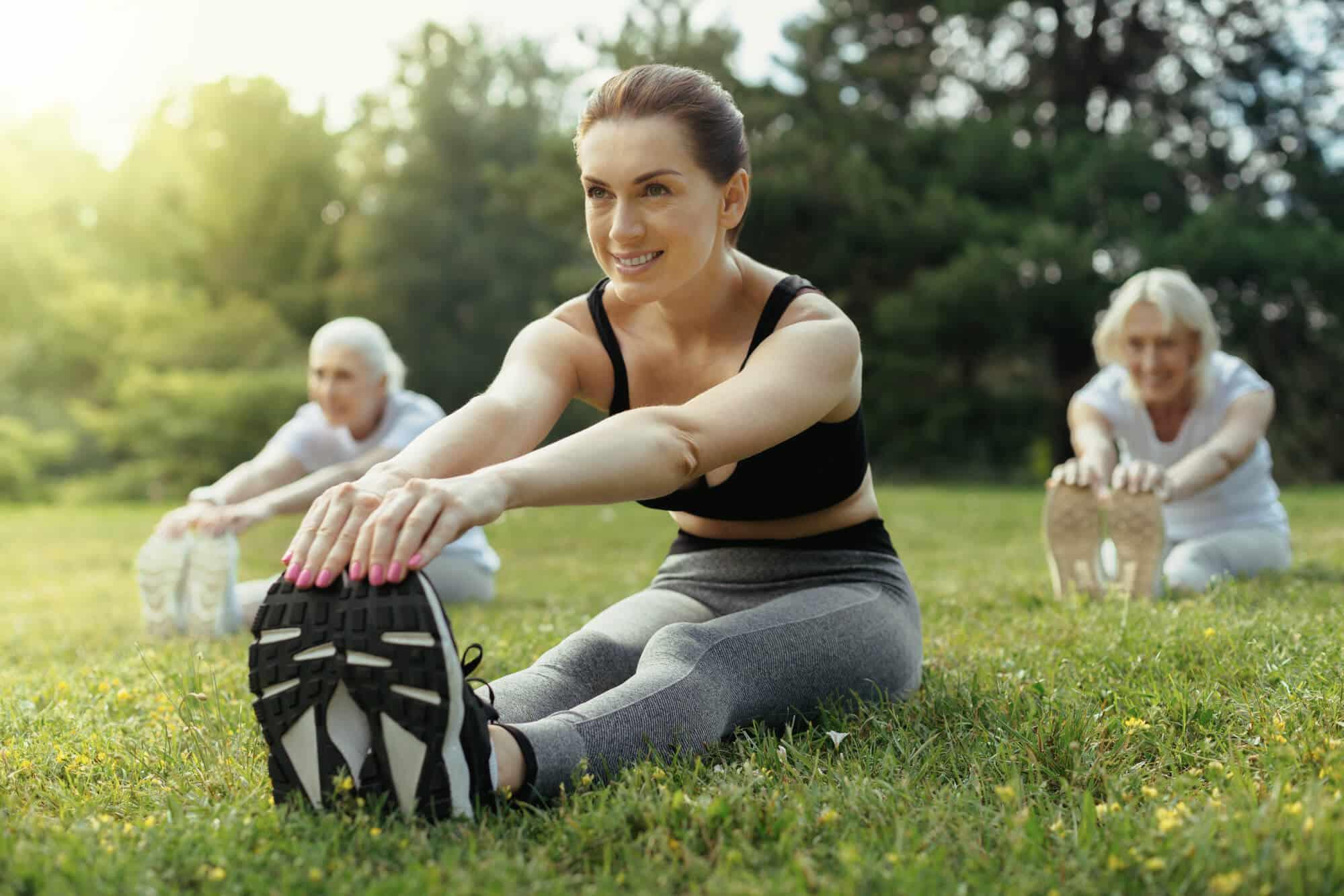 פעילות גופנית לגיל השלישי – מהי ההמלצה